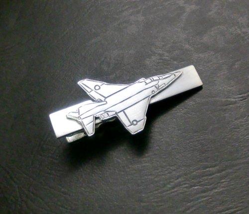 オーダーメイドシルバーアクセサリー/飛行機のネクタイピン