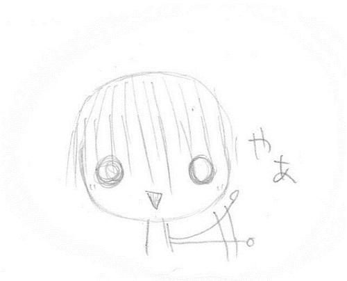子供の絵のアクセサリー2