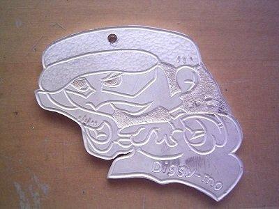 作り方-彫金(手彫り)2