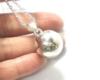 ネックレス/銀の鈴のネックレス