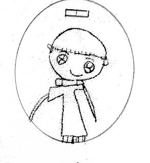 子供の絵で制作するアクセサリー006