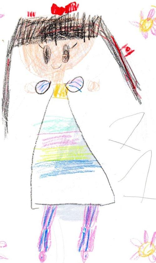 子供の絵アクセサリーサンプル画像2a