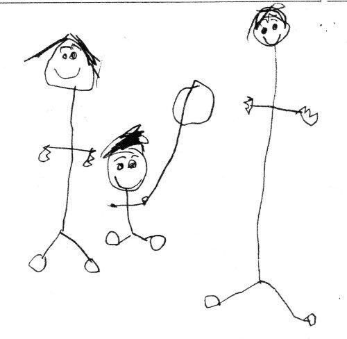 子供の絵アクセサリーサンプル画像6a